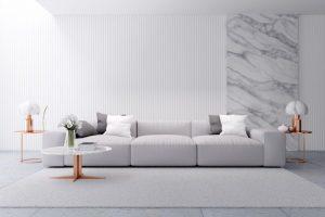 Chique design muur