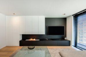 Tv-meubel-met-haard-en-wandkast