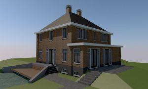 nieuw bouw huis